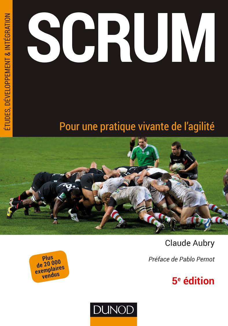 livre scrum 5ème édition