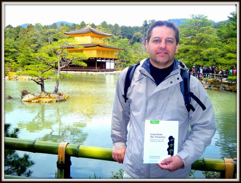 Le Pavillon d'Or à Kyōto