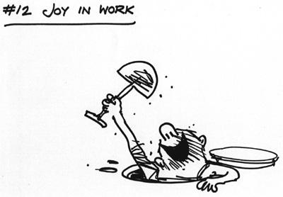 Fierté au travail