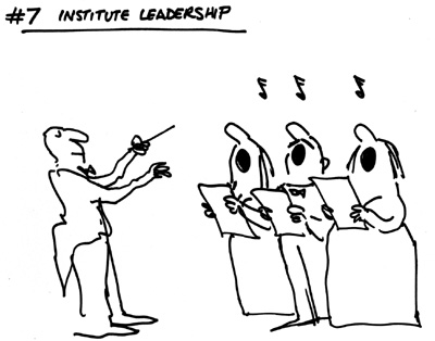 Leadership des personnes
