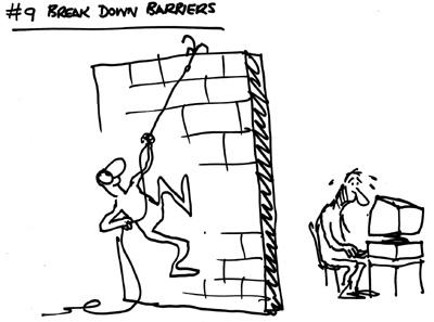 Casser les silos