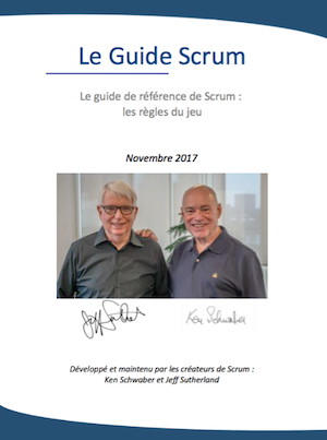 Guide Scrum, édition novembre 2017