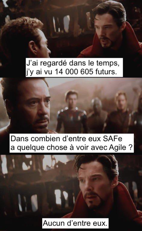 SAFe vs safe